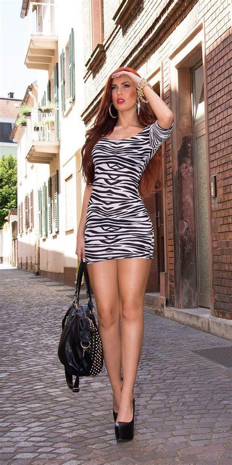 Zebra Skirt Outfit