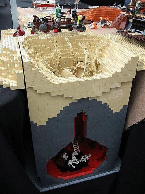 build custom pit insanely impressive wars lego sarlacc build