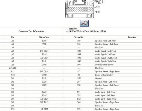 Cadillac Ct Wiring Diagram 2004 by Bypass Bose Gm Forum Buick Cadillac Olds Gmc