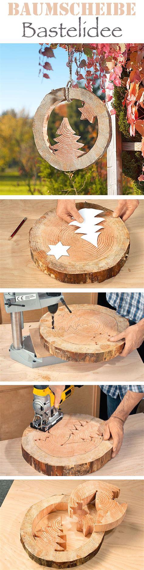 Deko Weihnachten Selber Machen Holz by Die Besten 25 Basteln Mit Holz Ideen Auf Holz