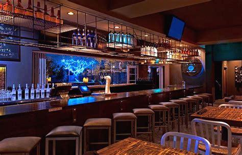 Round Bar Stool Seat Cushions by Hotel Resort Impressive Restaurant And Bar Design