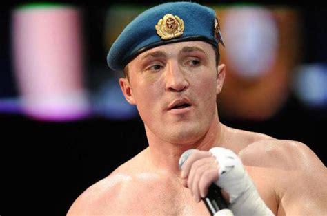 Boxer Lebedev Denis Alexandrovich: biography, sports career