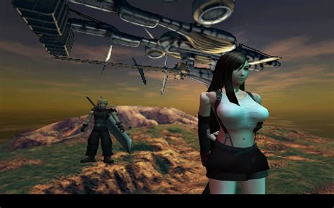 final fantasy vii hd mod screen   phoenixrising