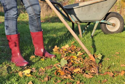 Garten Im Herbst Was Tun by Wir Machen Den Garten Winterfit Em Chiemgau