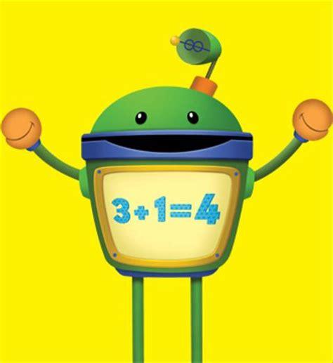 Bot From Team Umizoomi  Cartoon Nickasiacom