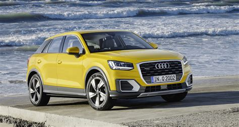 2017 Audi Q2 Revealed, Australian Launch Confirmed
