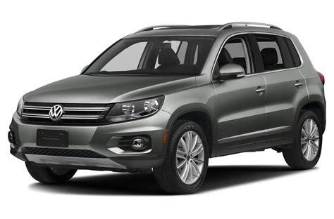 2015 Volkswagen Tiguan Price Photos Reviews And Features
