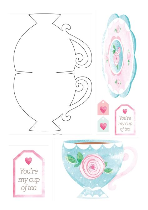 british biscuit printables  papercraft inspirations