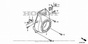Honda Engines Gx100rt Krbm Engine  Tha  Vin  Gccct