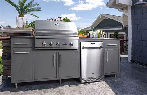 challenger designs outdoor kitchen distributors