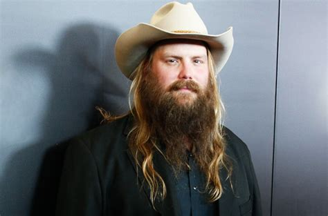 Chris Stapleton Missed His Grammy Nominations Because He