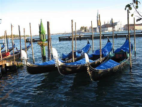 Venice Boat Gondola Venice San Giorgio Gondola