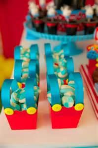 Girls Circus Theme Birthday Party