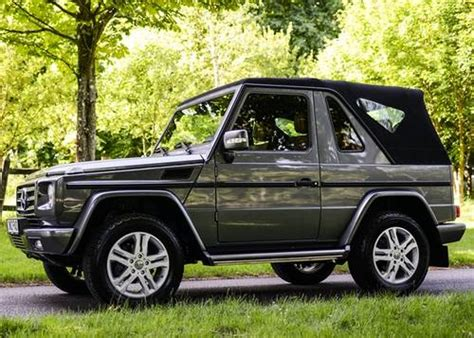 Truecar has over 848,555 listings nationwide, updated daily. 2012 Mercedes-Benz G-Wagon 350 Cabriolet SOLD by Auction | Car And Classic