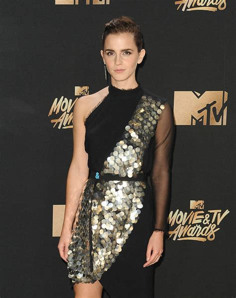 Emma Watson Makes History With First Gender Neutral Mtv