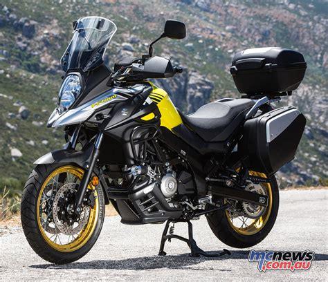 Suzuki V by 2017 Dl650 V Strom Suzuki Tested Thoroughly Mcnews Au