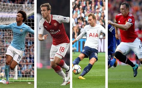 ranking    players   premier league
