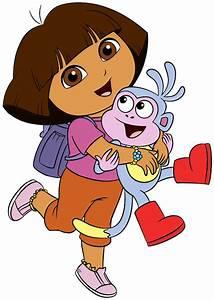 Dora the Explorer Clip Art Images - Cartoon Clip Art