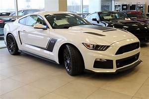 ROUSH Stage 3 Mustang Supercharged V8 Fastback Mustang Overview