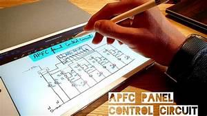 Apfc Panel Control Wiring Diagram