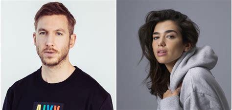 Review Calvin Harris Feat Dua Lipa  'one Kiss'