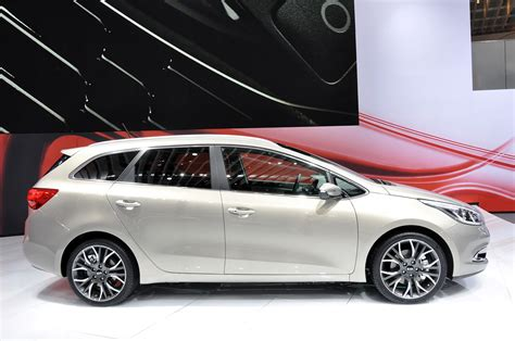 2018 Kia Ceed Ii Sw Pictures Information And Specs