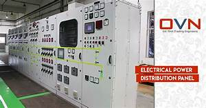 Electrical Power Distribution Panel In Delhi