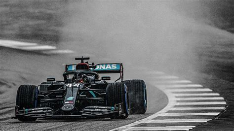 We don't just love it, #weliveperformance 🖤 🔥. Lewis Hamilton, Mercedes AMG Petronas, Formula 1, water ...