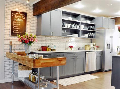 transformer une table de cuisine cuisine rustique moderne ides qui rveilleront votre with