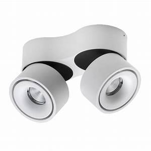 Spot à Led : spotlight easy build on dobbelt led spot led spots her ~ Melissatoandfro.com Idées de Décoration