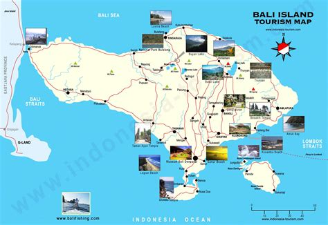 large bali maps     print high