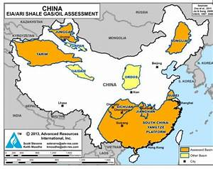 The map that shows China's coming shale gas boom – Quartz