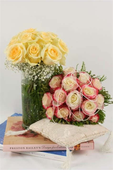 karangan bunga  pacar