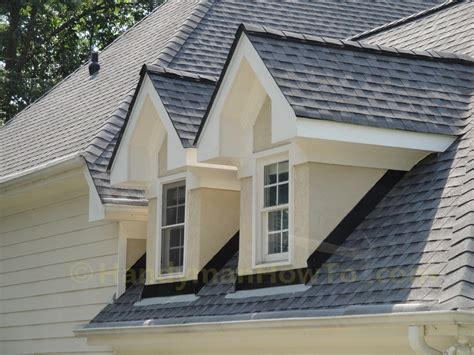 What Is A Dormer Roof by Hail Damaged Roof Replacement Part 10 Dormer Roof