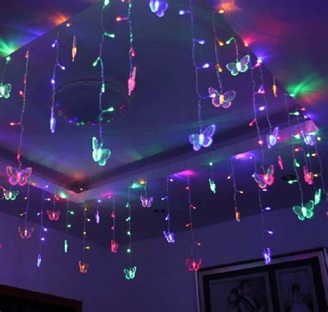 multicolor led string strip holiday christmas light