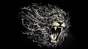 Free Lion Wallpapers Widescreen « Long Wallpapers