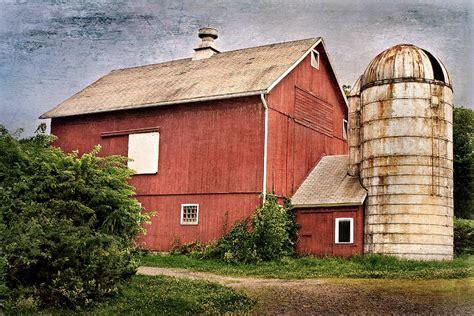rustic barns rustic barn photograph by bill wakeley