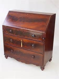 stock bureau direct mahogany bureau writing desk antiques atlas