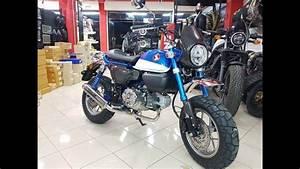 Honda Monkey 125 : honda monkey 125 moriwaki exhaust sound clip h2c parts ~ Melissatoandfro.com Idées de Décoration