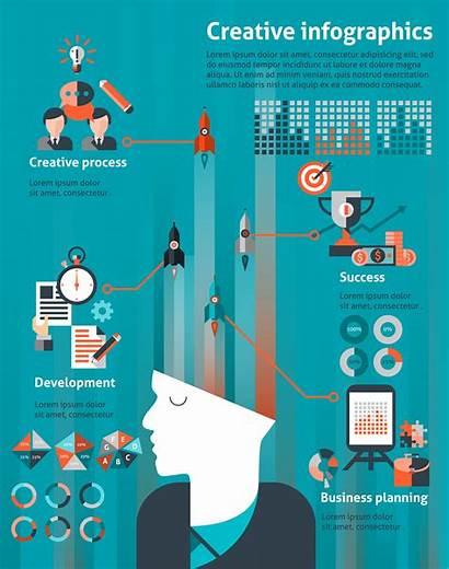 Infographic Creative Vector Business Graphics Freepik Royalty