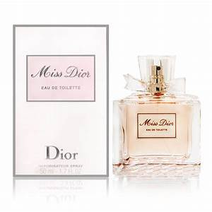 Miss Dior by Christian Dior for Women - 1.7 oz Eau de ...