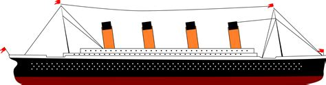 Titanic Boat Png by Titanic Clipart Cartoon Pencil And In Color Titanic