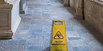 Cleaning Hazard Hazards Slips Trips Slippery Risk