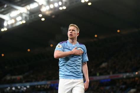 Kevin De Bruyne vows to extend contract after coronavirus ...