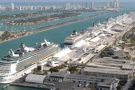 Port Of Miami Security by Port Of Miami Cruise Parking Rates Reviews Per Day Fees