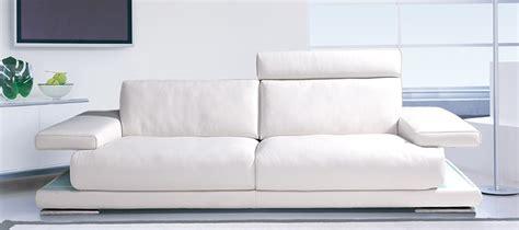 canap en cuir blanc canapé cuir auckland