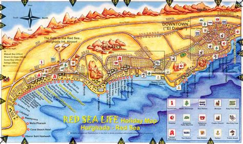 city  destination map   hurghada