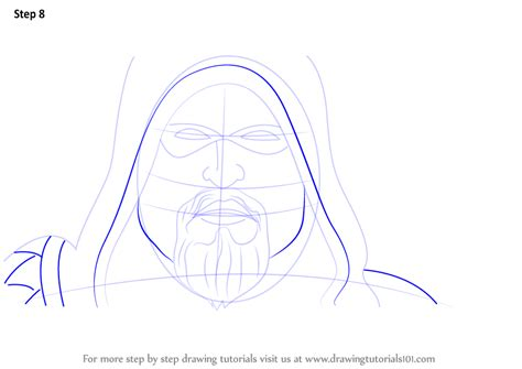 learn   draw green arrow face green arrow step