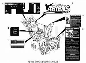 Ariens 932105  000101