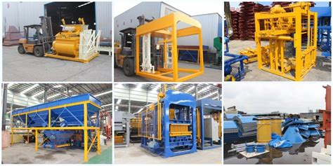 solid block making machine complete set   sale